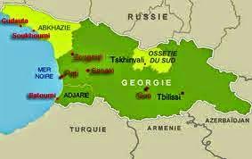 South Ossetia Abkhazia