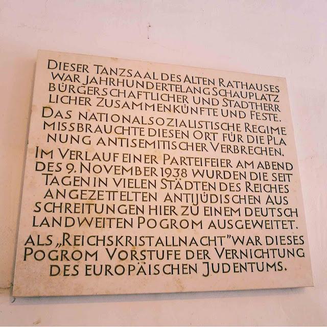 Kristallnacht Memorial