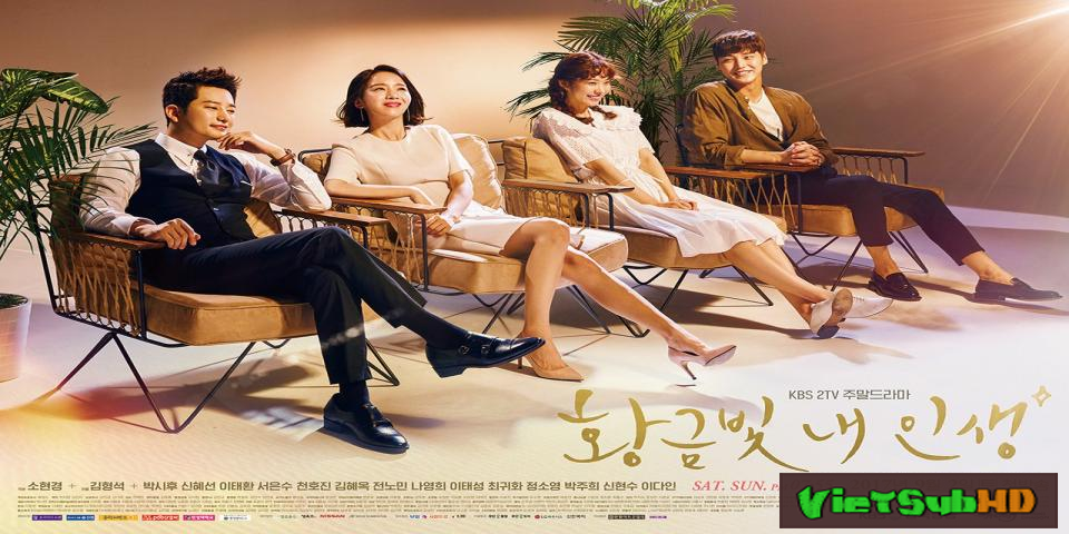 Phim Cuộc Sống Thượng Lưu Tập 14 VietSub HD | My Golden Life 2017