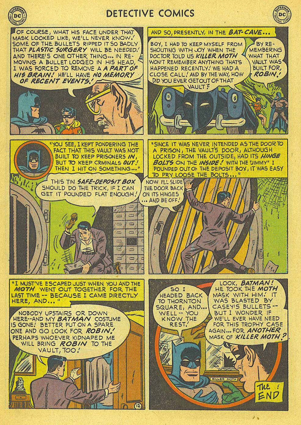 Read online Detective Comics (1937) comic -  Issue #173 - 15