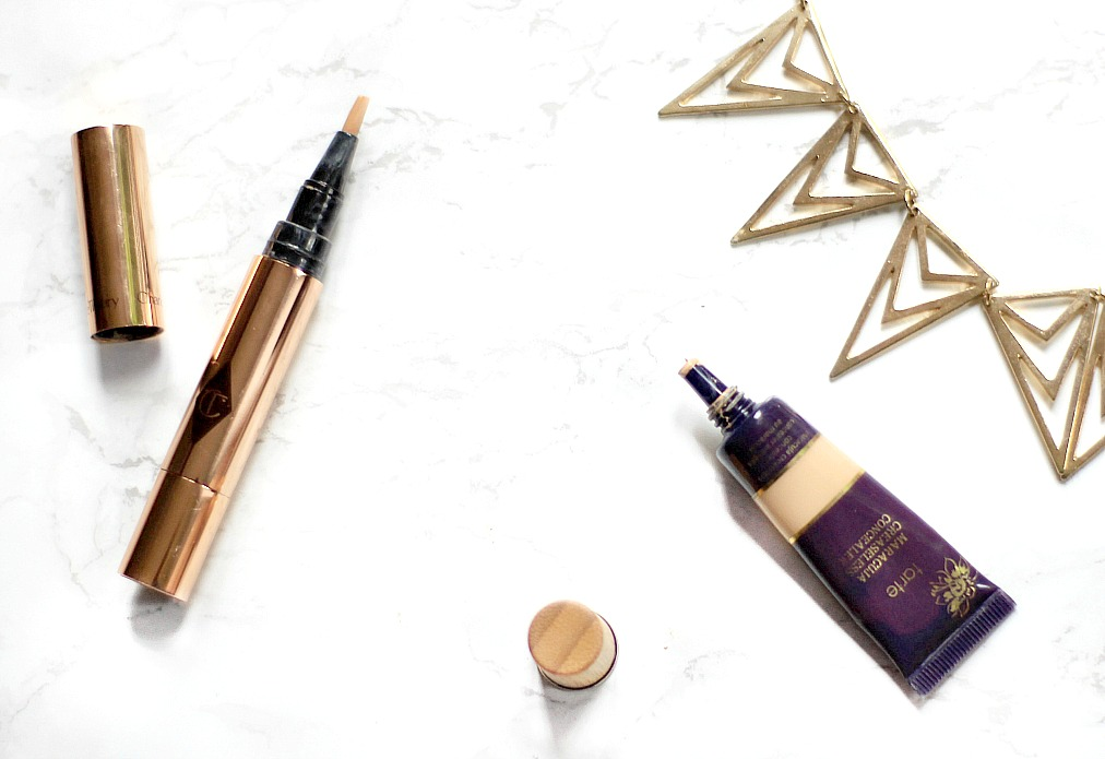disappointing products charlotte tilbury retoucher 3 tarte maracuja concealer