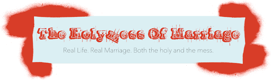 The Holymess of Marriage: What Is The Point Of Marriage?