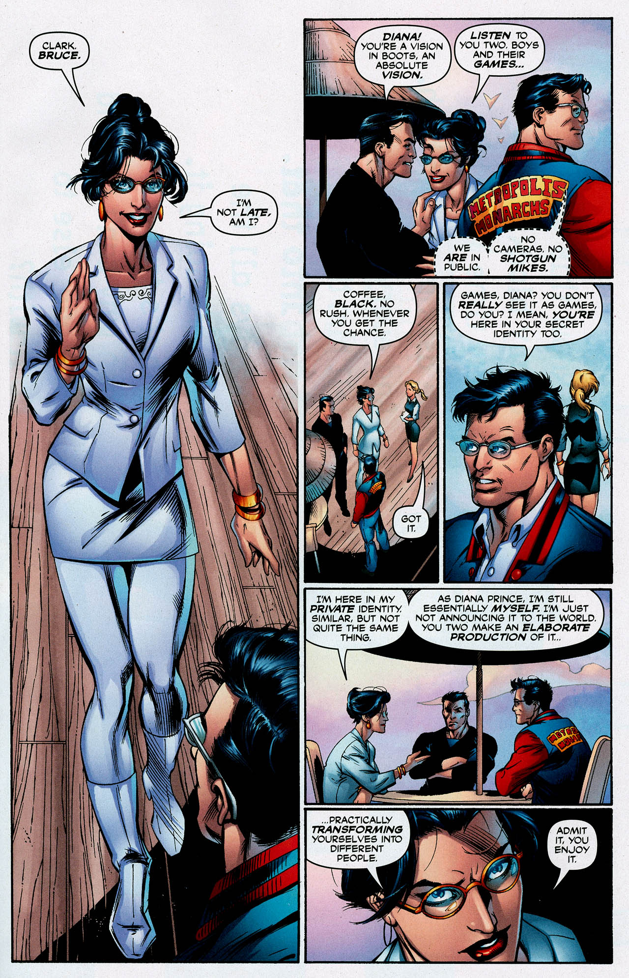 Read online Trinity (2008) comic -  Issue #1 - 8