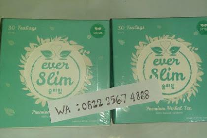 Teh Pelangsing Ever Slim Premium Herbal
