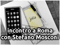 Jolla MeetUp Roma 28/04/2014 con Stefano Mosconi
