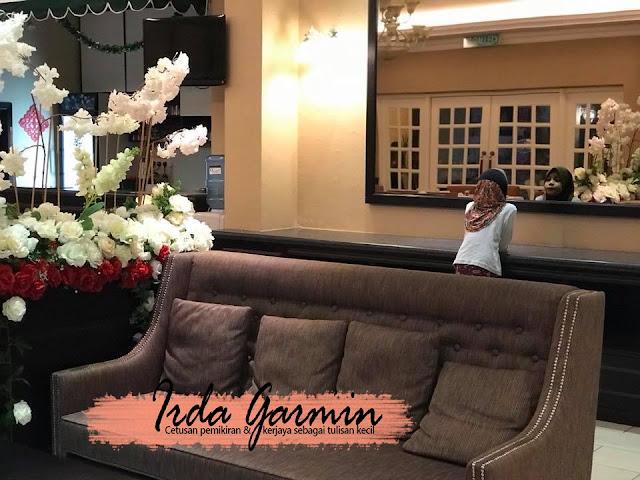 Personal Review Hotel Merdeka Kluang.Johor