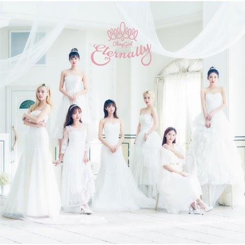 OH MY GIRL - JAPAN 3rd ALBUM Eternally [FLAC   MP3 320   DVD ISO]
