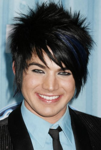 adam lambert hairstyles men