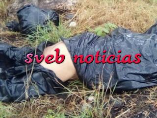 Hallan cuerpo embolsado en Rinconada Veracruz
