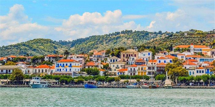 Skopelos, Sporadi, Grecia