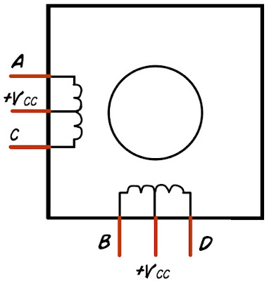 How to Control a Stepper Motor with Your Muscles