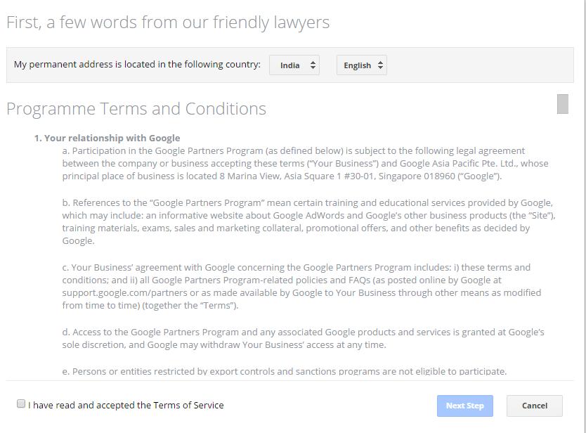 Get Free Adwords Certification From Google Aditech Blog