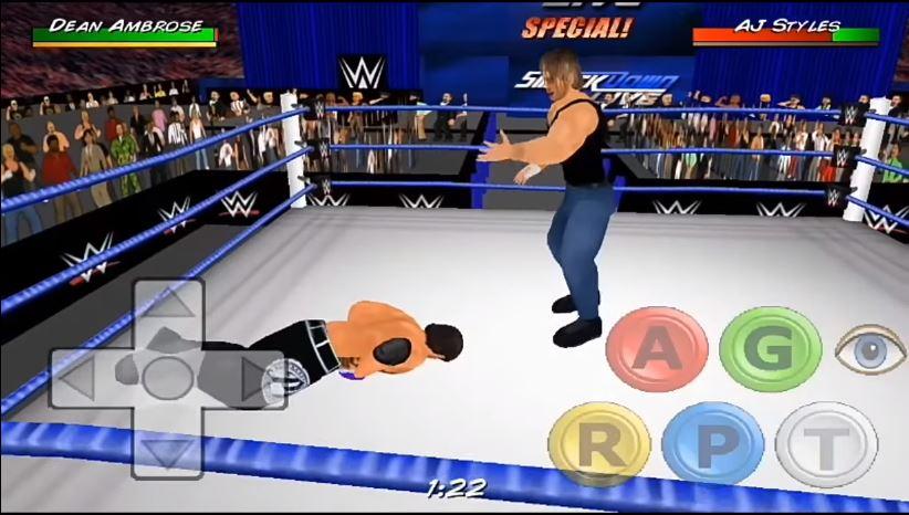 Wrestling Revolution 3D Wwe 2K17 Mod Download For Android