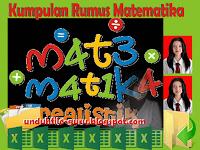 Kumpulan Rumus Rumus Cara Cepat Hitung Matematika SD SMP SMA