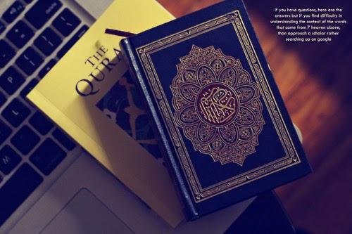Yakinlah Al-Qur'an adalah Sebaik-baik Pembuka Jalan Menuju Kemajuan!
