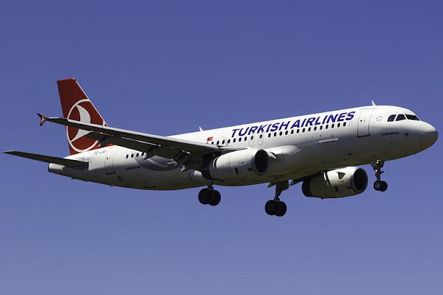 Gambar Pesawat Airbus A320 09