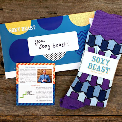 Soxy Beast July Box - Monthly Subscription Boxes Australia