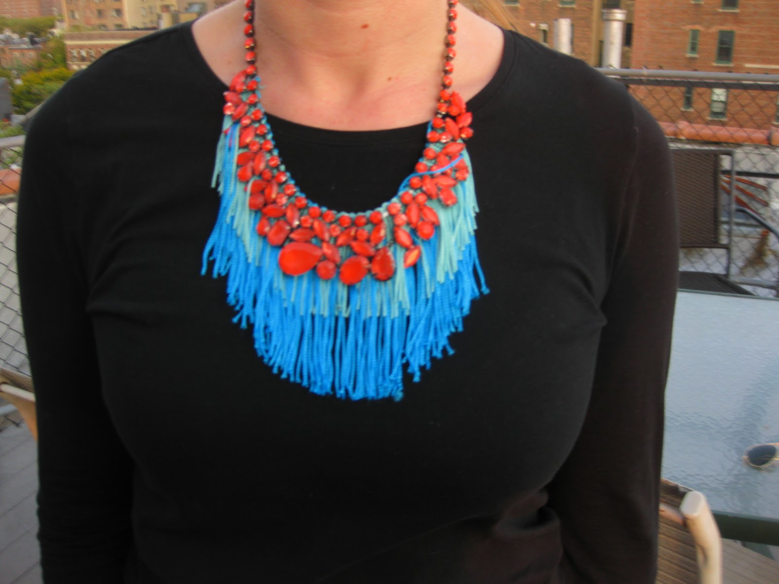 {guest post} DIY Statement Necklace by Thanks I Made It ...