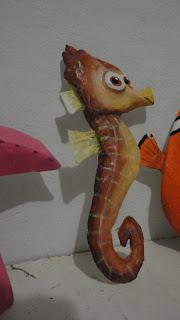 Sheldon caballito de mar