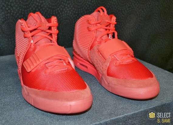 size 40 8b4da b20bf Nike Air Yeezy 2 Red October Release Info | CutMasters' Blog