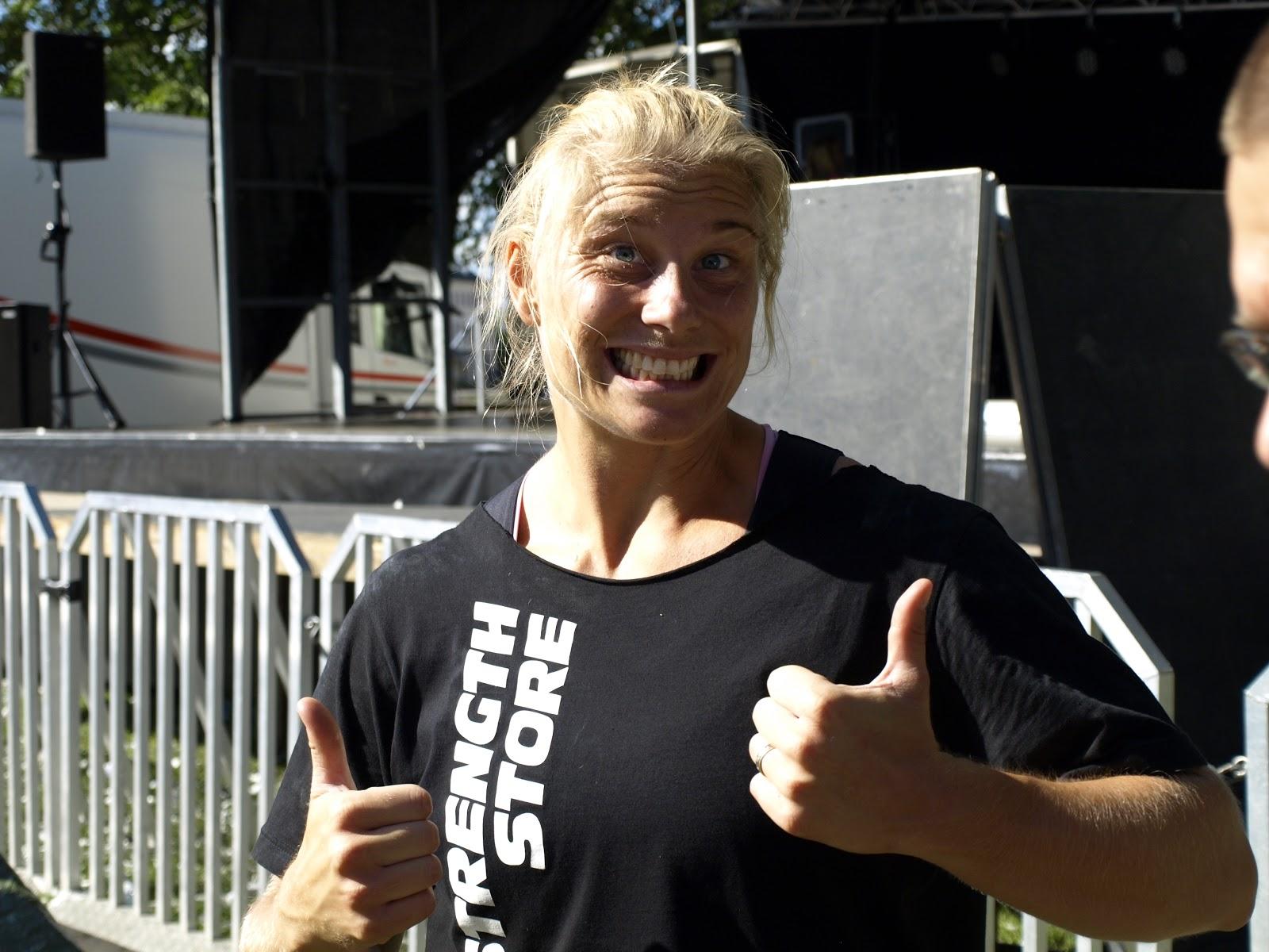 Svenskt rekord av cecilia nilsson 2