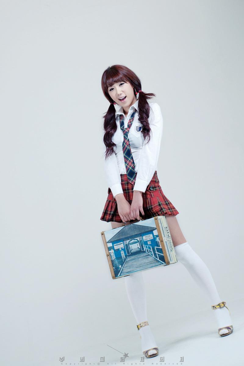 [Lee Sung Hwa] 2011.01.08 - School Girl