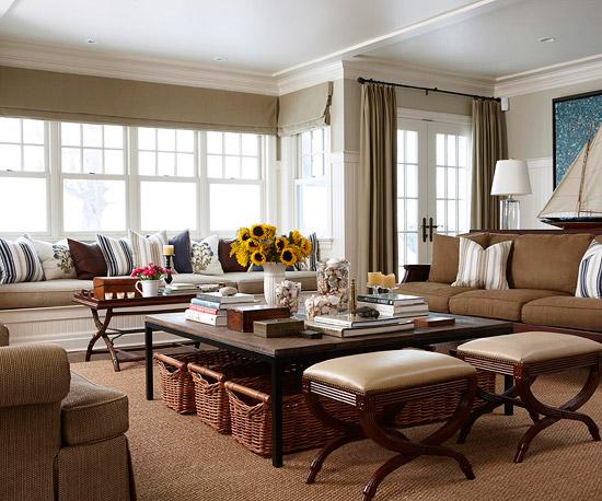 Interior Design Ideas: 2013 Traditional Living Room ...