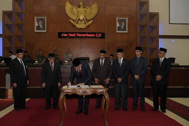 Pemerintah Aceh Pertahankan WTP Empat Kali Berturut-turut