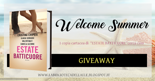 [GIVEAWAY]: Welcome Summer 2017 - 1 copia cartacea cerca casa