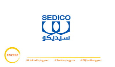 وظائف شركة SEDICO pharmaceutical للادوية لحديثي التخرج