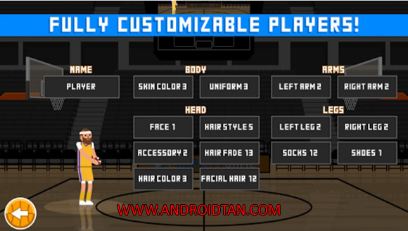 Hardwood Rivals Basketball Mod Apk Download