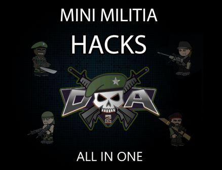 mini militia mod apk download 2016