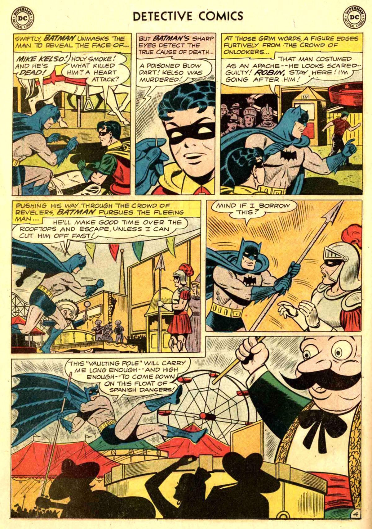 Detective Comics (1937) 309 Page 5