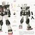 Kyoshi Takigawa Illustrations: RX-78 Gundam Variants - Image Gallery