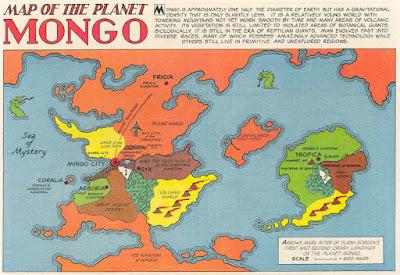 MONGO (FLASH GORDON, 1980)
