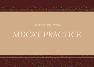 mdcat practice