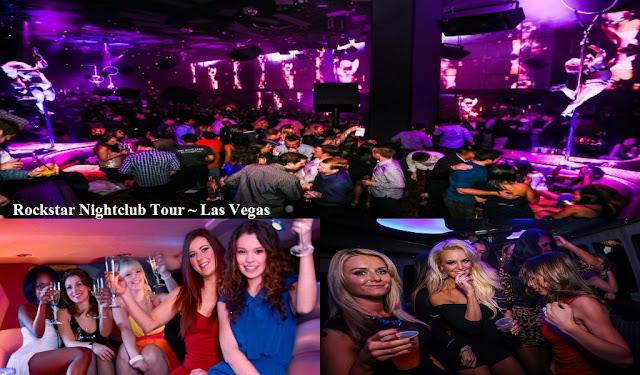 Rockstar Nightclub Las Vegas, Rockstar Nightclub