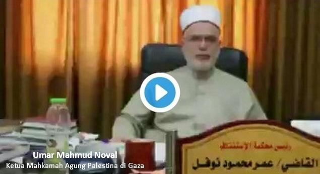 Pesan Ketua MA Gaza: Permasalahan Politik Urusan Negara Masing-masing, Tapi Penistaan Al-Quran Urusan Seluruh Umat Islam