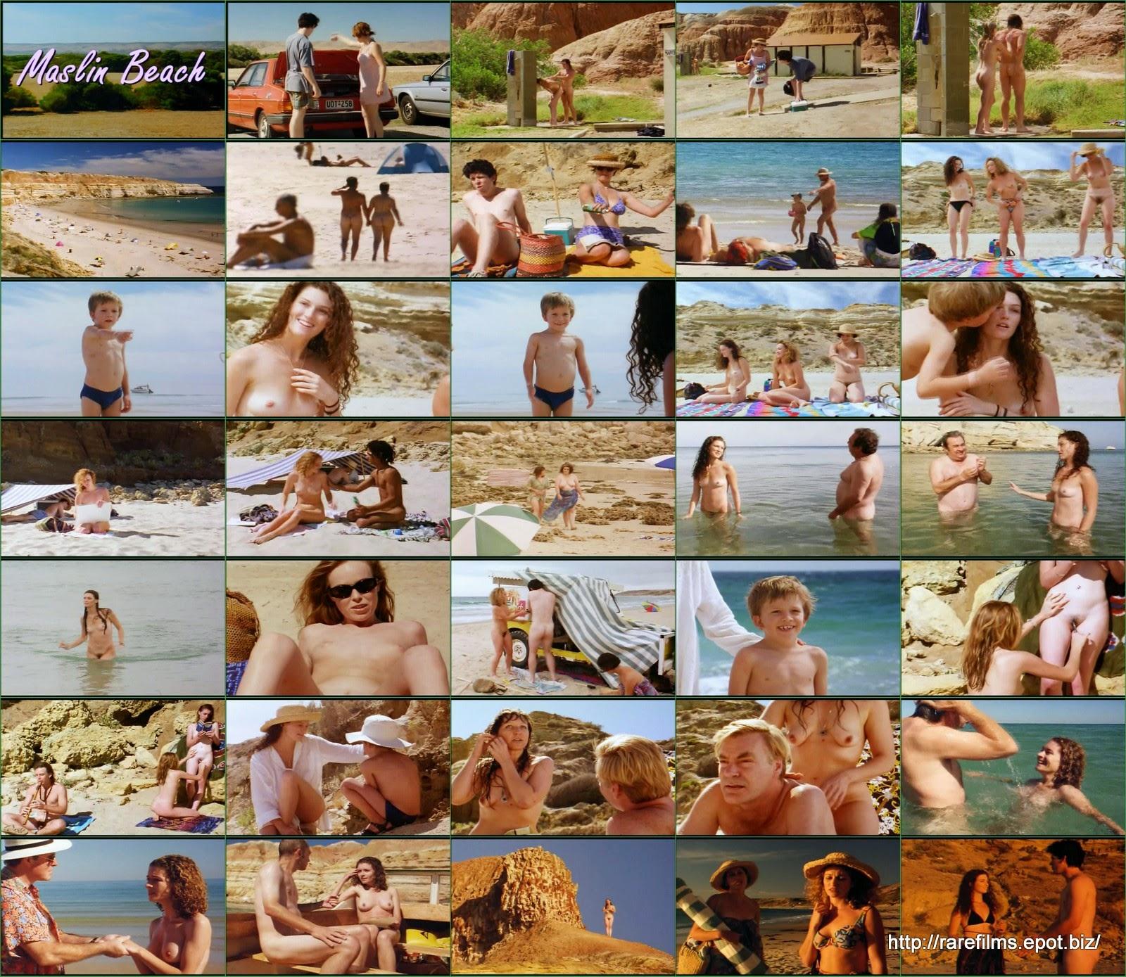 Maslin Beach / Маслин Бич.