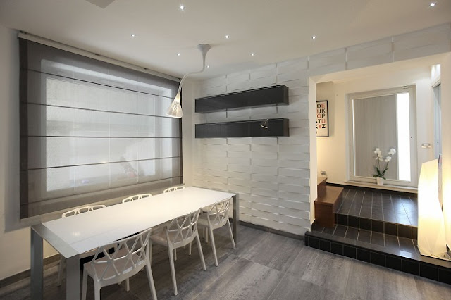 Casa moderna en frosinone for Casa moderna 9 mirote y blancana