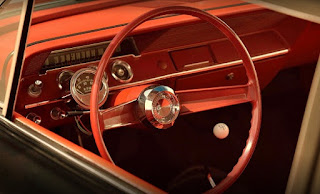 1962 Chevrolet Biscayne Steering Wheel