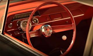 1962 Chevrolet Biscayne Steering Wheel