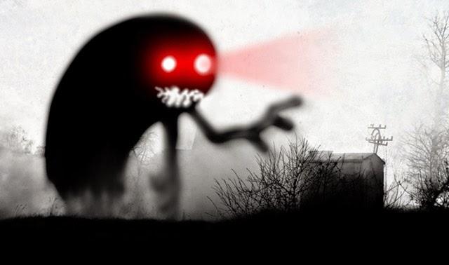 relatos sobrenaturais, histórias macabras, terror, medo, monstros, susto