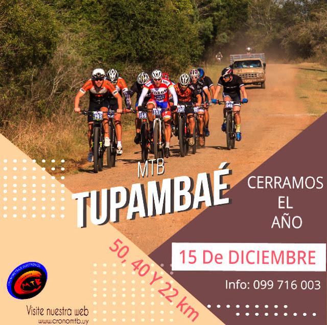 MTB - Tupambaé - Cerramos el año (Tupambaé - Cerro Largo, 15/dic/2019)