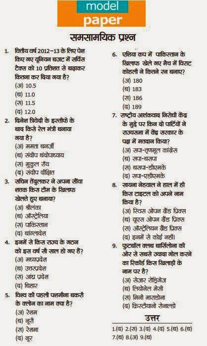 Latest gk questions and answers 2015