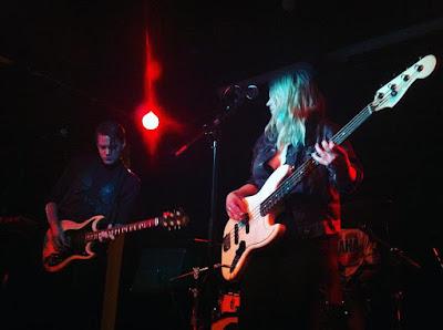 Curiositi live at Grand Öl&Mat, Malmö 2017-03-10