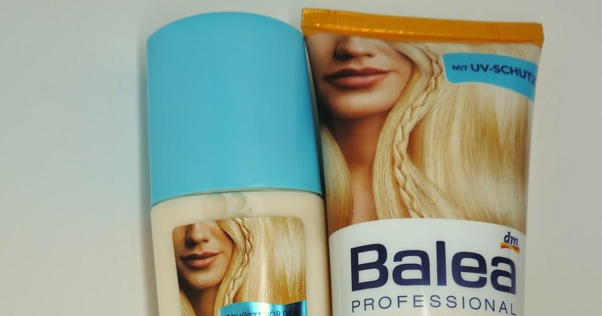 Liana Laurie ♥♪♫: Sonnenschutz für die Haare - Shampoo..