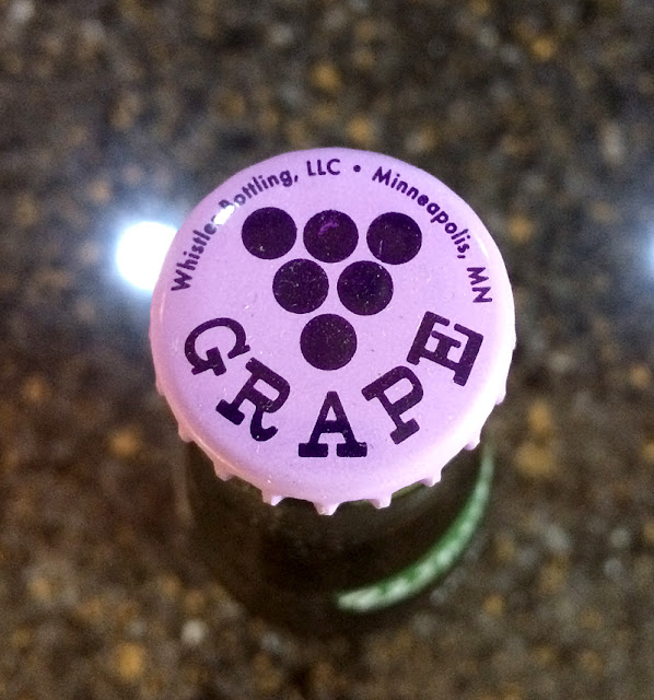 Whistler Grape Soda
