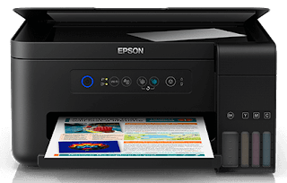 Máy in phun màu Epson L4150 chính hãng giá rẻ