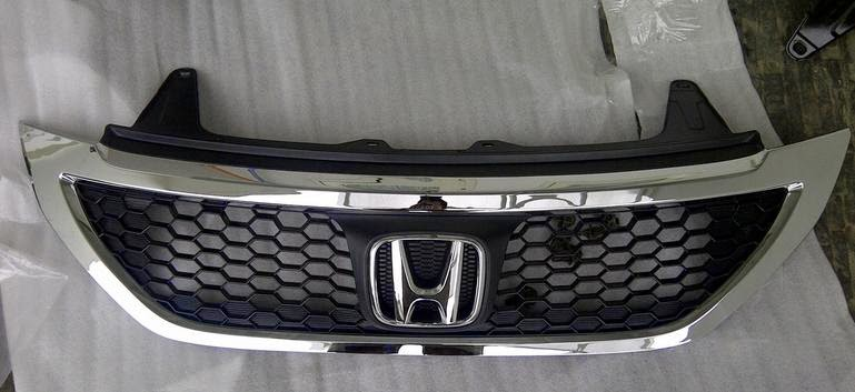 Aksesoris Honda All New CRV - Grill Modulo